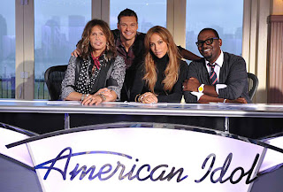 American Idol Judges and Ryan Seacrest