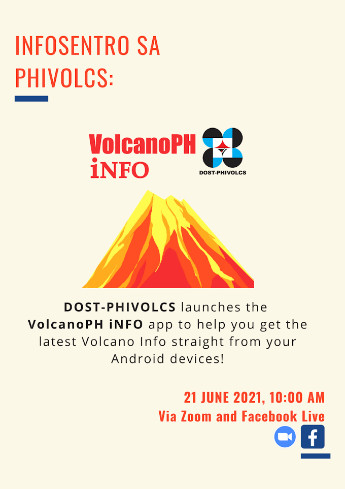 DOST-PHIVOLCS launches newest mobile app for volcano information
