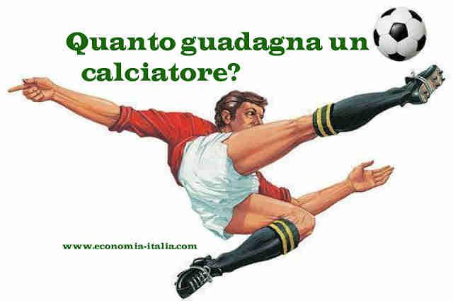 Quanto guadagna un calciatore? Gli stipendi da favola dei calciatori