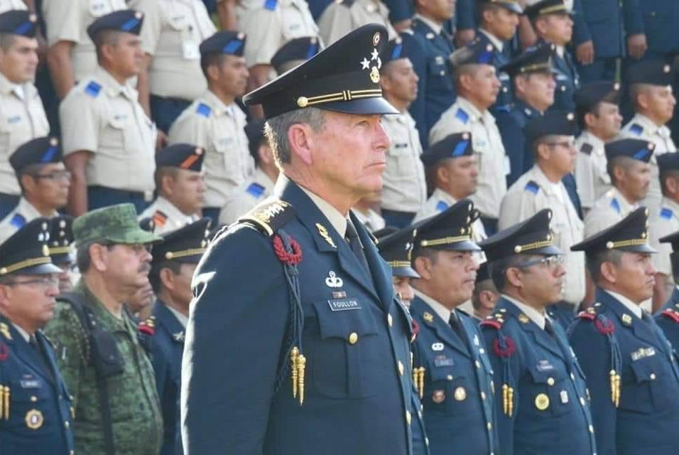 """Le llaman """"El Oaxaco"""", es un General del Ejército y también el Terror del Cártel de Sinaloa"""