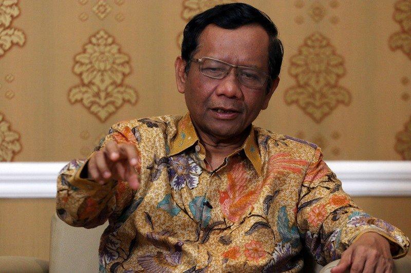 Tanggapan Mahfud MD soal Aksi Demo 'Jokowi End Game', Minta Waspadai Kelompok Ini