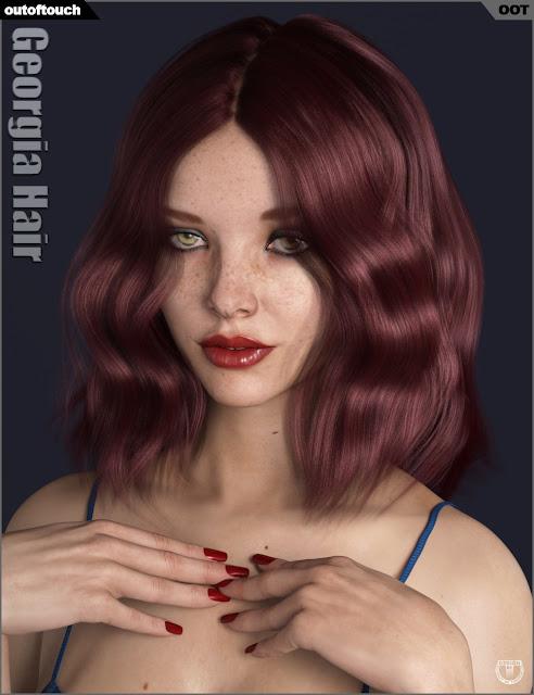 Georgia Bundle for Genesis 3 Female