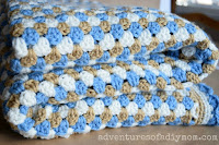 Granny Stripe Blanket