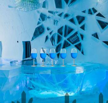 Games2Rule Modern Ice Hotel Escape