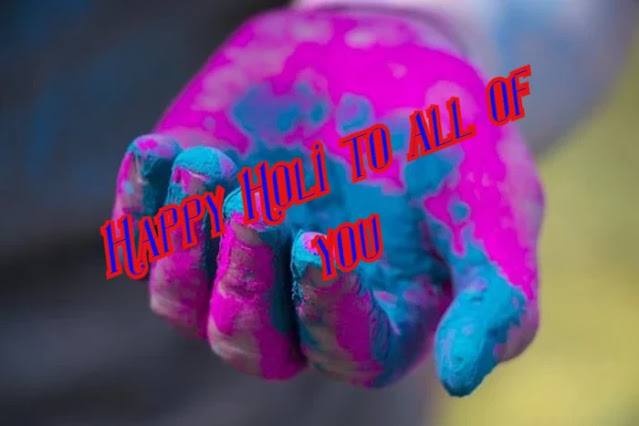 Happy Holi Images HD Download
