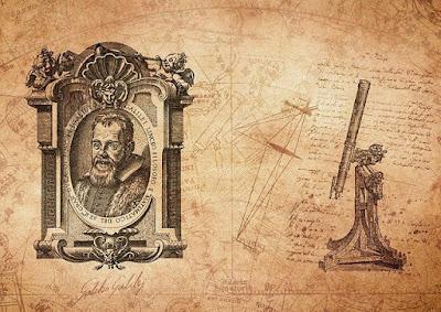 Galileo Galilei (1564 – 1642) Pakar Mekanika