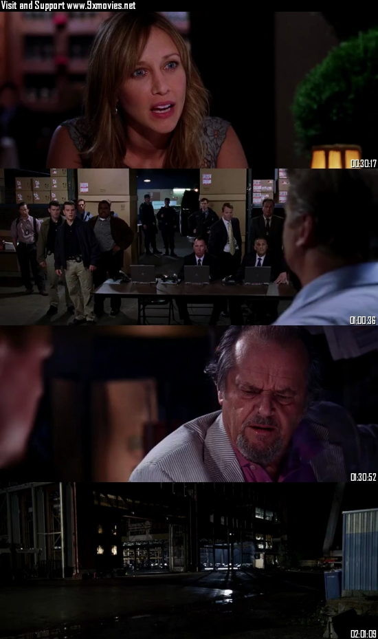 The Departed 2006 Dual Audio Hindi 480p BRRip