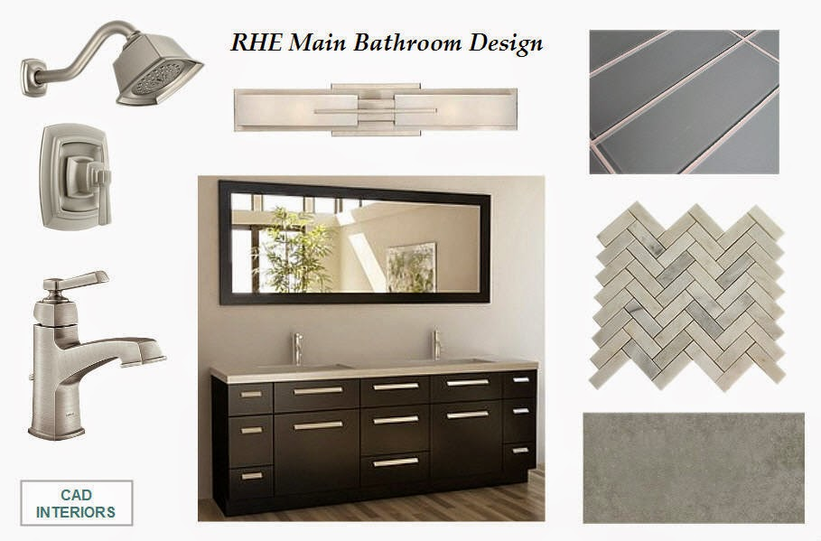 interior design plan classic modern bathroom design plan moen fixtures all modern vanity herringbone marble porcelain tile