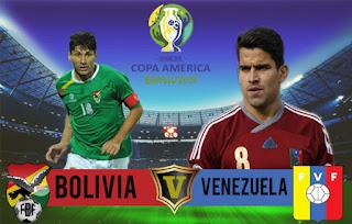 مشاهدة مباراة بوليفيا Vs فنزويلا بث مباشر اليوم السبت 22/06/2019 بطولة كوبا اميركا