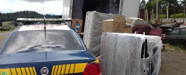 Câmara aprova apreensão de CNH de motorista que transportar contrabando
