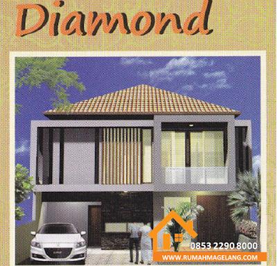 harmoni residence rumah elite 2 lantai harga murah banyak dicari dari harga 1 miliyar tipe 170