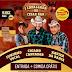 Entrada e comida grátis: Cavalgada do César Bar acontece neste domingo (15) no Bairro Baraúnas