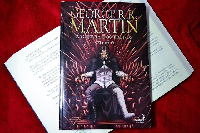 [Resenha] Game of Thrones III - Graphic Novel