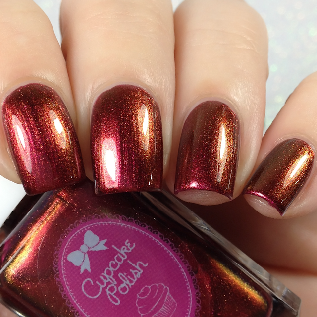 Cupcake Polish-The Santa Clause