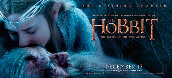 Hobbitul: Bătălia de la Cinci Armate - Gandalf şi Galadriel