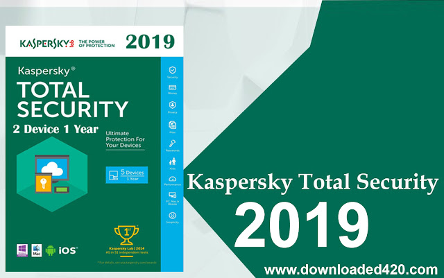 Download Kaspersky Total Security 2019 Free For Computer