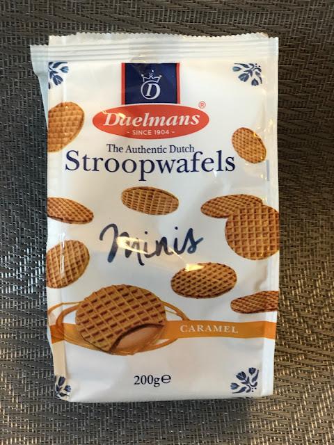 Dutch waffles, Chez Maximka