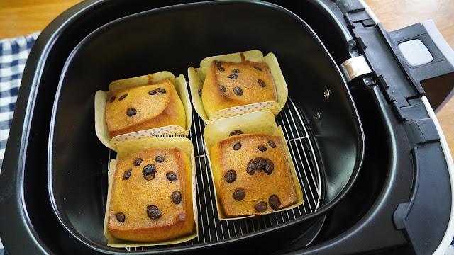 resepi muffin vanilla, muffin vanila, resepi muffin vanila sukatan cawan, cara mudah buat muffin, muffin vanilla air fryer,