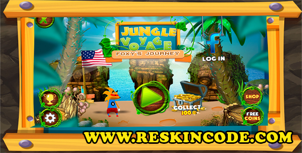 Jungle Voyage Final – Unity3d + Admob