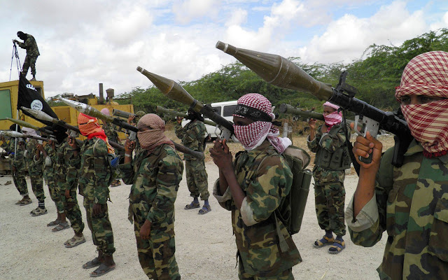 AlShabaab Resurface Kill Officers