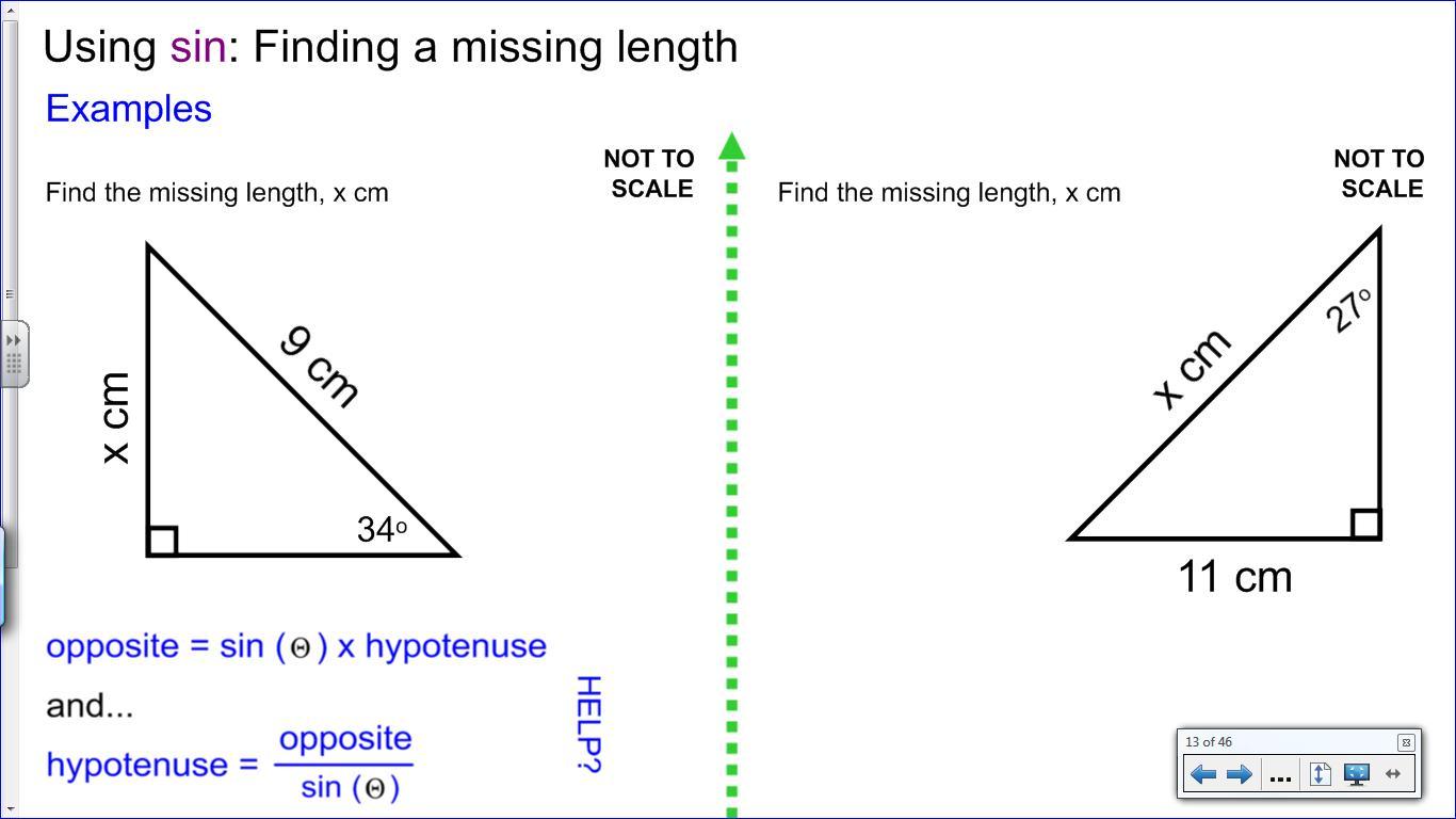 Worksheet Right Triangle Trigonometry Worksheet