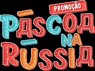 Promoção PBKIDS e Você na Páscoa da Rússia!