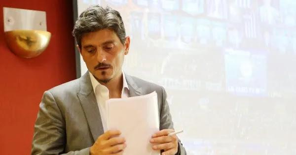 Γιαννακόπουλος: «Όσοι καταλαβαίνουν ας μιλήσουν ανοιχτά - Μήπως και μπορέσουμε να σώσουμε ότι σώζεται»