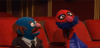 Mr Johnson is the only participant in SpiderMonster the Musical. Mr Johnson tries to teach Grover to fly using the reels. Sesame Street Best of Friends