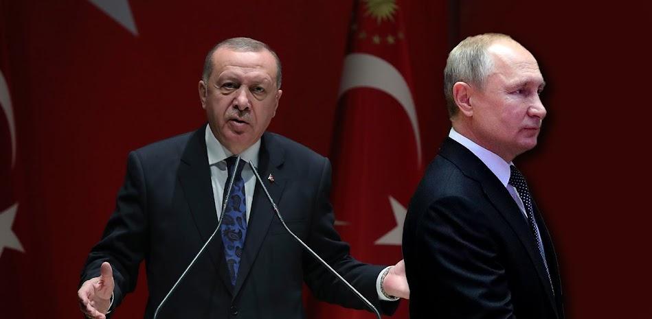 Ρωσικό «ράπισμα» στην Τουρκία μέσω Κριμαίας