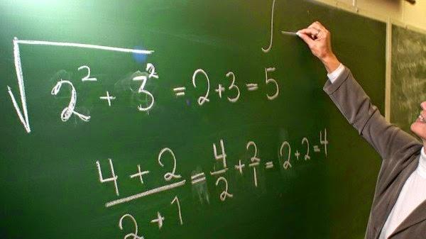 Como ensinar Matemática de forma errada