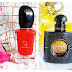 Ulubieńcy zapachowi - Giorgio Armani Si Passione oraz Yves Saint Laurent Black Opium