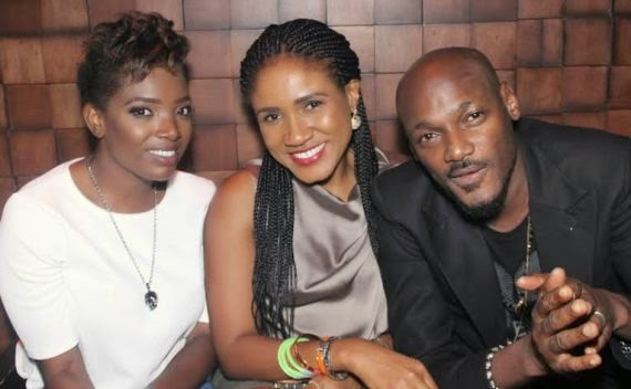 0 Pics: 2face, Annie, Sound Sultan, others turn up at DJ Babey Drews party