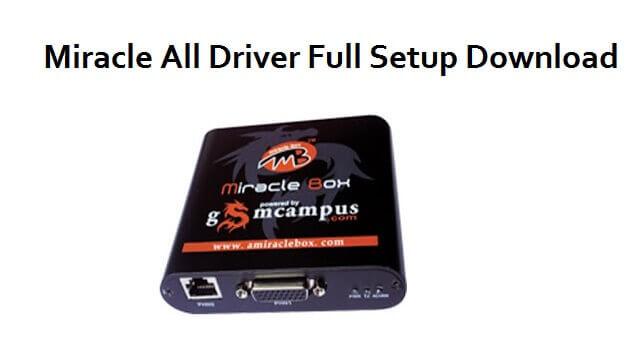 miracle-all-driver-setup