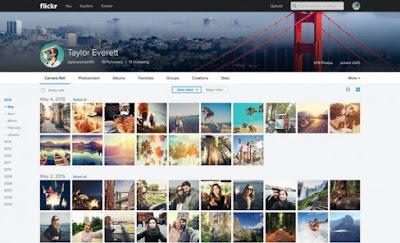 Daftar Situs Berbagi Foto Paling Populer  Daftar Situs Berbagi Foto Paling Populer 2018
