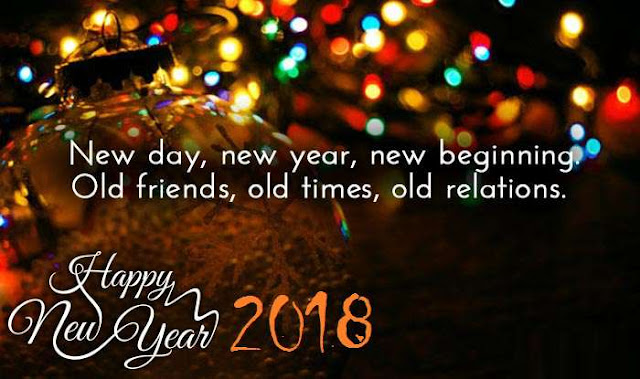 Happy New Year Messages in English for Friends