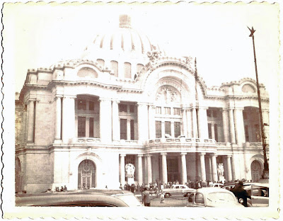 Opera House from undisclosed city 1957
