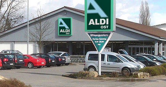 Aldi Sachsen