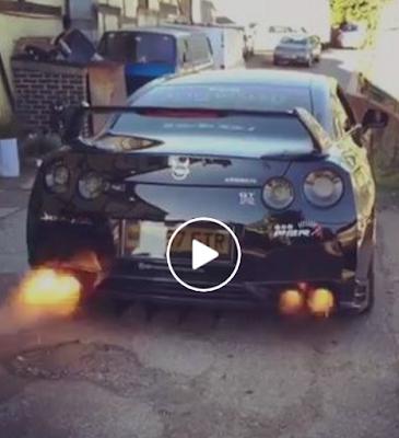 Nissan GT-R βίντεο