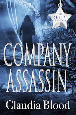 cover of Company Assassin by Claudia Blood