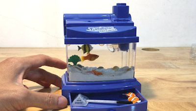 Tiny Fish Tanks - Miniature Aquarium That Works