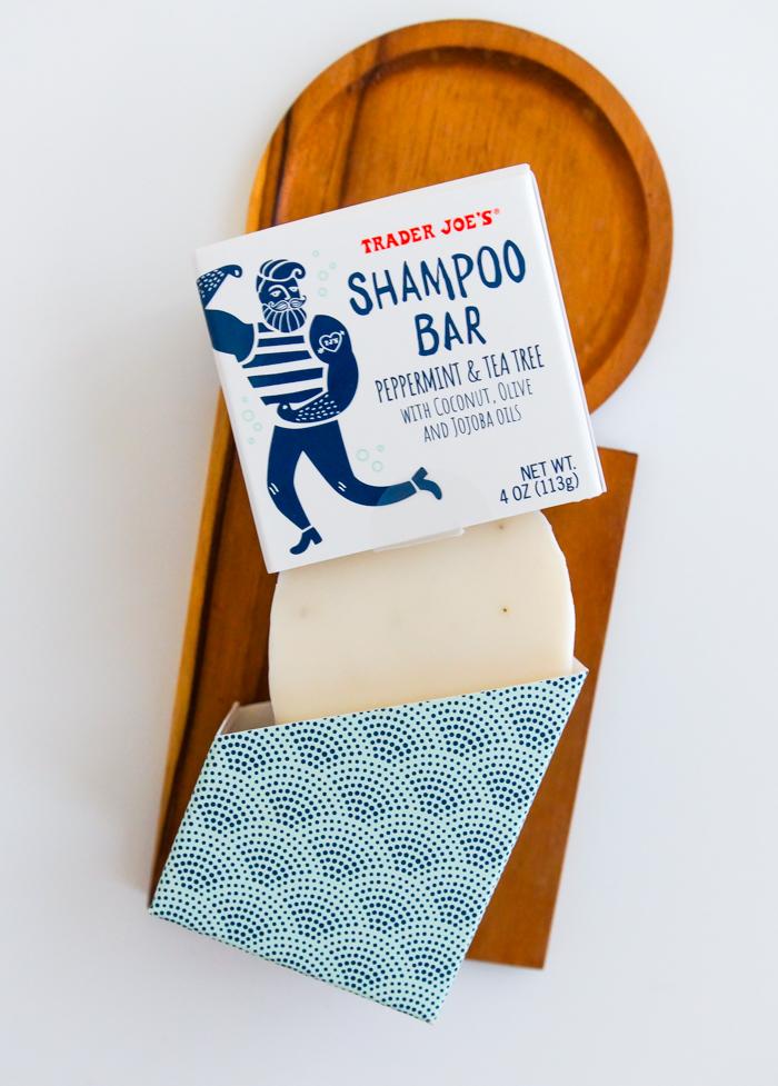 Trader Joe's Shampoo Bar Review