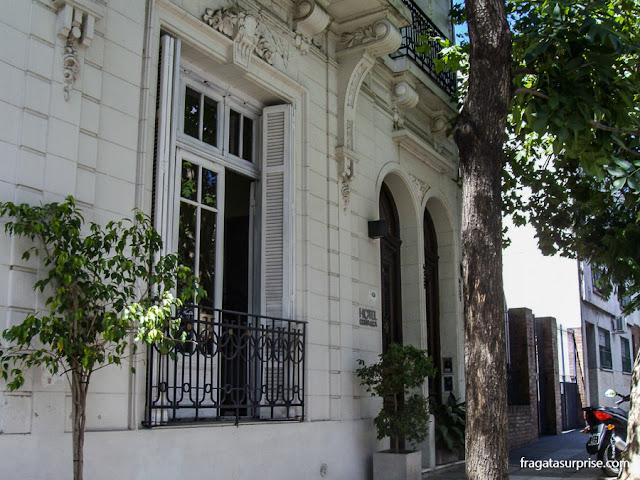 Hospedagem em Palermo, Buenos Aires: Hotel Costa Rica