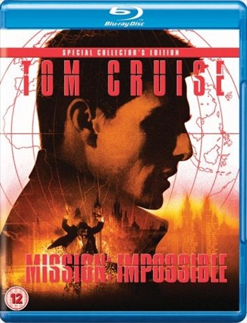 Mission Impossible 1996 Dual Audio Hindi 720p BluRay 750mb