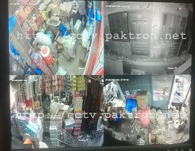 CCTV Camera Monitor