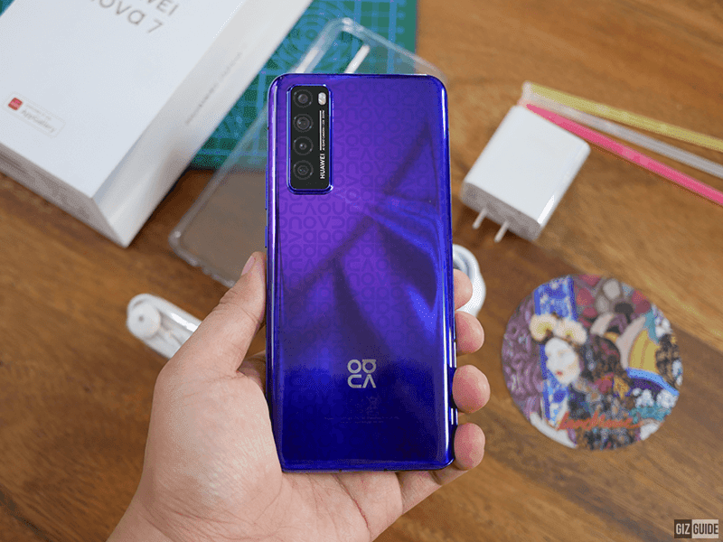 Huawei nova 7 5G with killer specs for the price officially arrives in the Philippines