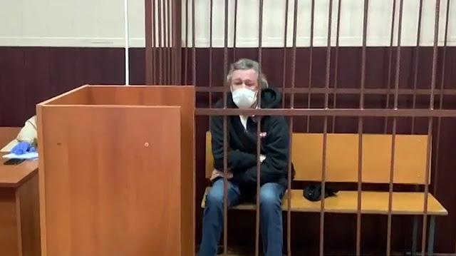 На первом допросе Ефремову устроили допрос по ч. 2 ст. 264 УК