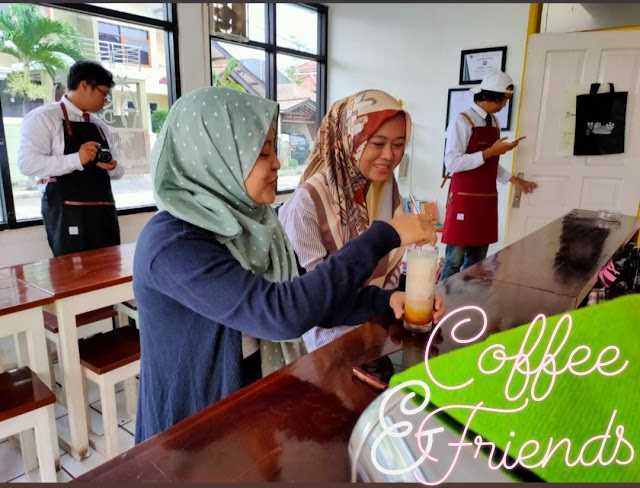 Coffee And Friends – Seduh Kopi Sendiri Di Kopi Dewa