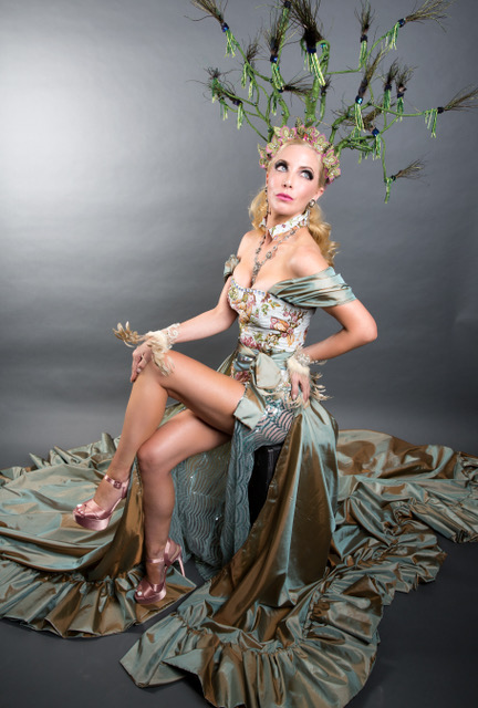Fashion Designer MARIKA SODERLUND ROBISON (Sweden)