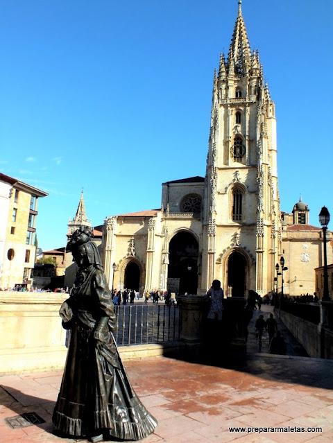 catedral de Oviedo arte prerromanico