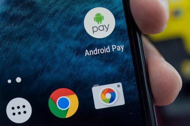 إطلاق خدمة Android Pay فى كوريا الجنوبية أغسطس القادم